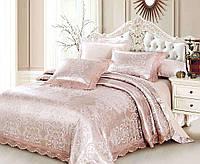 Комплект постельного белья Roxyma Dream Алекса капучино макси