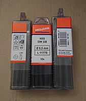 Сверло по металлу HSS-R DIN 338 ECO 8,5 mm PROJAHN