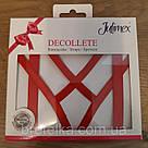 Бретельки для бюстгальтера Julimex RDE426 красный, фото 2