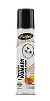 Средство от клещей и комаров (на кожу и одежду) 100 мл Польша Hunter