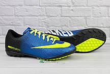 Футзалки Nike Mercurial - Футбольне взуття репліка 41р, фото 2