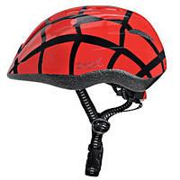 Шолом велосипедний ProX Spider дитячий, червоний (A-KO-0144) - 52-56 см