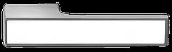 Ручка Z-1440 MOC старий хром Матовий