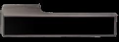 Ручка Z-1440 MA Матовий антрацит