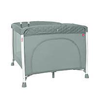 Манеж CARRELLO Cubo CRL-9205 Granite Green Гарантия качества Быстрота доставки