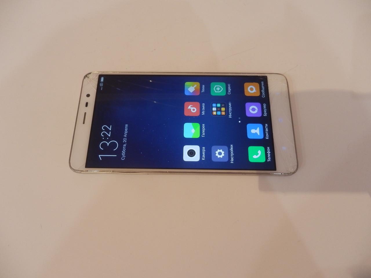 Мобильный телефон Xiaomi redmi note 3 3/32 №6605