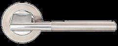 Ручка Z-1220 SN/CP Матовий нікель/полірований хром