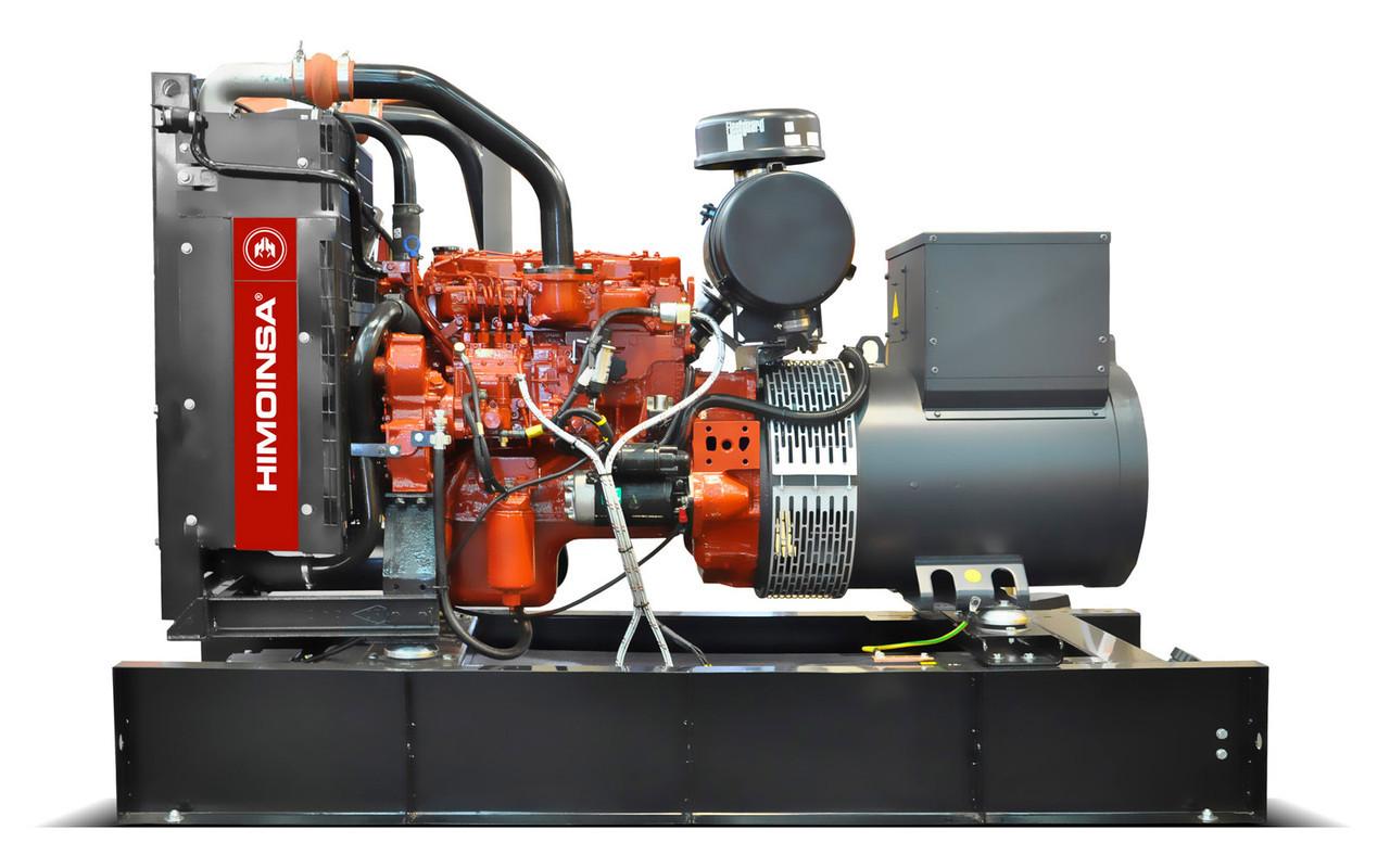 Трехфазный дизельный генератор HIMOINSA HHW-150 T5 (131 кВт)