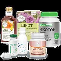 Набор «Активное долголетие» из 6ти продуктов для здоровья.
