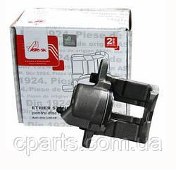 Супорт гальмівних колодок лівий (не вент. диск) Renault Sandero (Asam 30274)(середня якість)