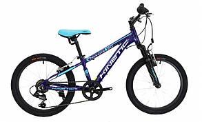 "Велосипед KINETIC 20"" COYOTE 11"" синий"