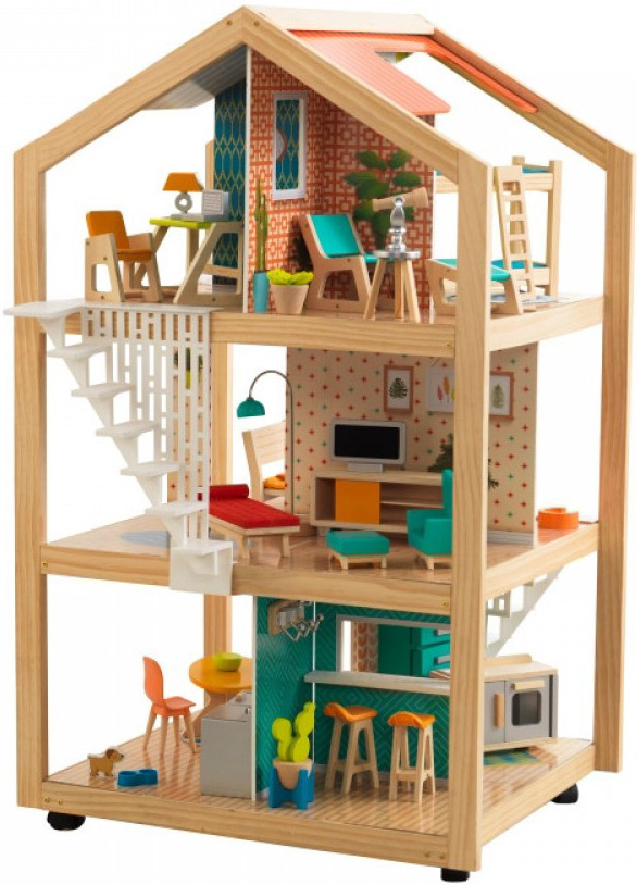Кукольный домик , KidKraft 65199