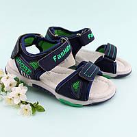 Босоножки спортивные сандалии мальчику Сниний Том.м размер 26,28