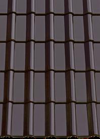 Керамическая черпица Modena 11palisander