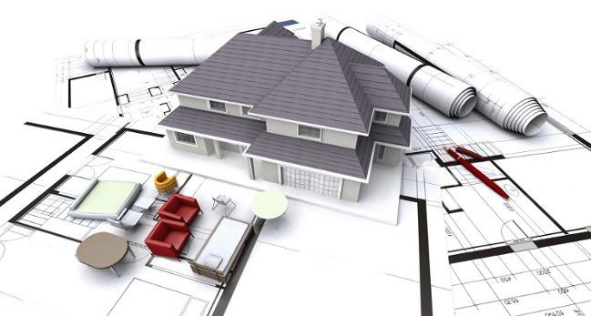 Архитектурное проэктирование фасадов