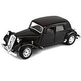 Автомодель - CITROEN 15 CV TA (1938) (1:24), фото 6