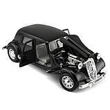 Автомодель - CITROEN 15 CV TA (1938) (1:24), фото 7
