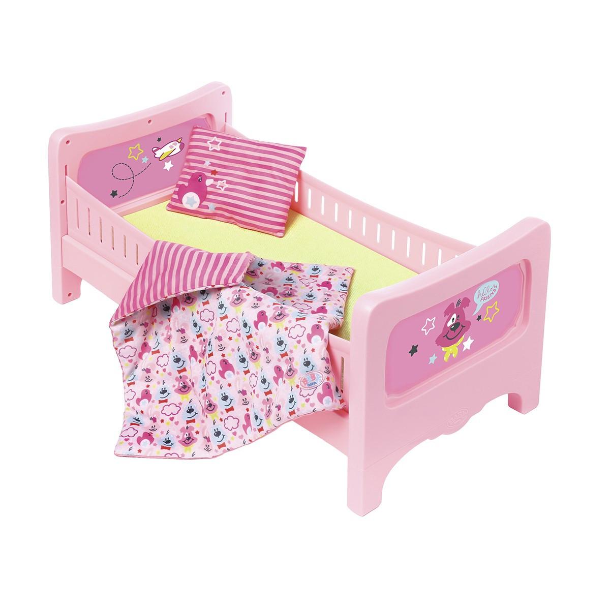 Кроватка для куклы BABY BORN - Сладкие сны Zapf