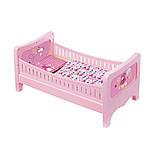Кроватка для куклы BABY BORN - Сладкие сны Zapf, фото 2