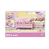 Кроватка для куклы BABY BORN - Сладкие сны Zapf, фото 5
