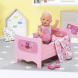 Кроватка для куклы BABY BORN - Сладкие сны Zapf, фото 6