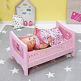 Кроватка для куклы BABY BORN - Сладкие сны Zapf, фото 7