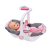 Крісло-люлька для ляльки BABY BORN - ЗРУЧНЕ ПОДОРОЖ, фото 2