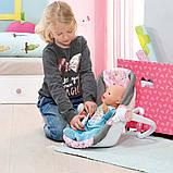 Крісло-люлька для ляльки BABY BORN - ЗРУЧНЕ ПОДОРОЖ, фото 3