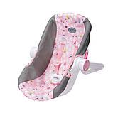 Крісло-люлька для ляльки BABY BORN - ЗРУЧНЕ ПОДОРОЖ, фото 4