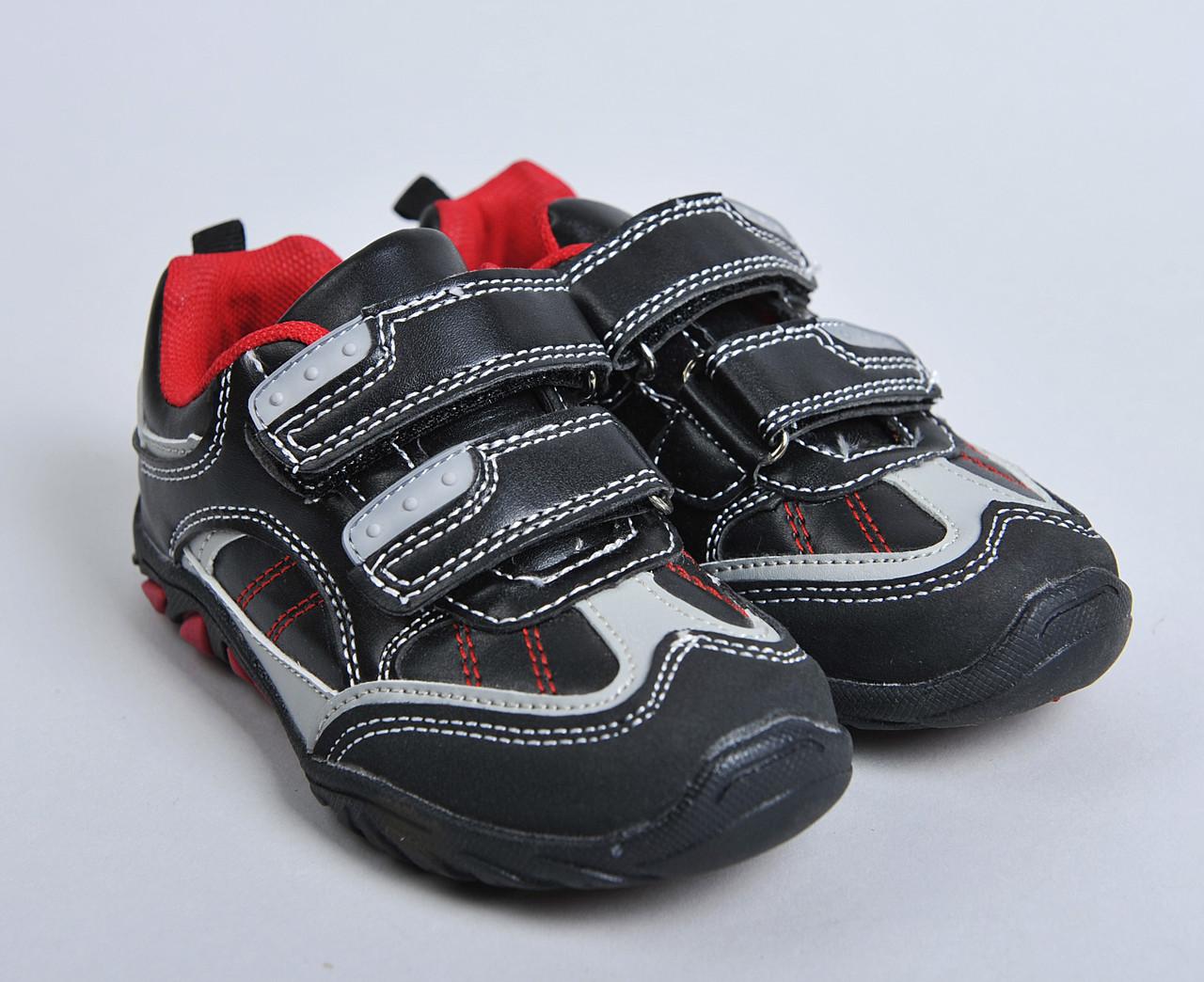 Кроссовки для мальчика на липучках
