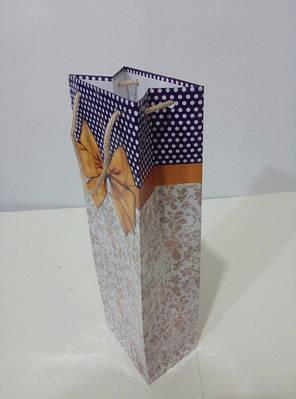 Бумажные пакеты с печатью, под заказ