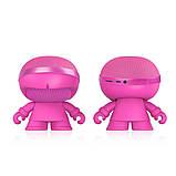 Акустика XOOPAR - XBOY GLOW (12 cm, розовая, Bluetooth, стерео, сс MP3-проигрывателем с SD-карты), фото 2
