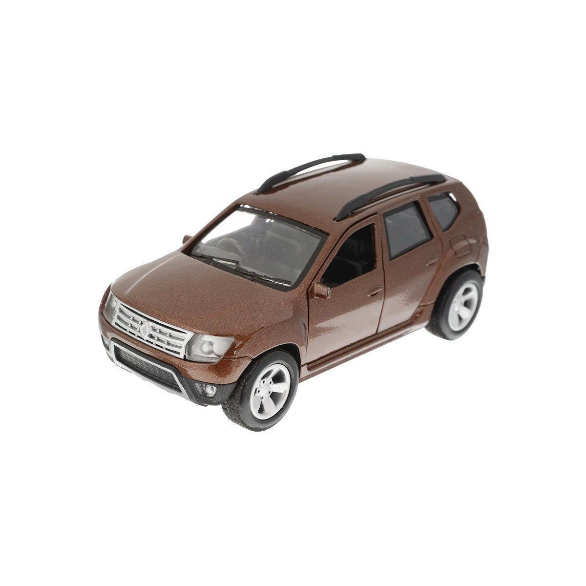 Автомодель - RENAULT DUSTER-M (1:32, коричневый)