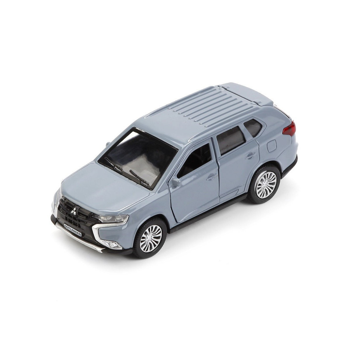 Автомодель -MITSUBISHI OUTLANDER (1:32, серый)