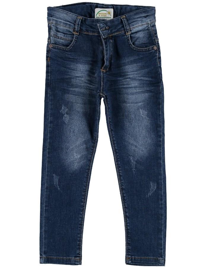 Джинсовые штаны брюки для мальчика 1-3 лет