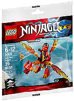 Lego Ninjago Мини дракон Кая 30422