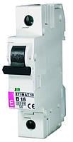 Автоматический выключатель ETI 1p 10A