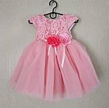 Детское праздничное платье, фото 2
