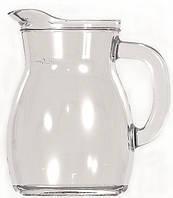 Кувшин стеклянный 0.5 л для подачи напитков UniGlass Bistrot