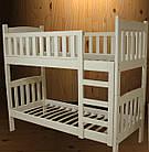 Двухъярусная кровать «Полночь»  1 Сорт, фото 2