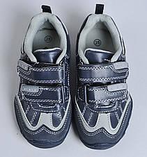 Кроссовки для мальчика на липучках, фото 2