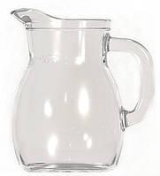 Кувшин стеклянный 250 мл для подачи напитков UniGlass Bistrot