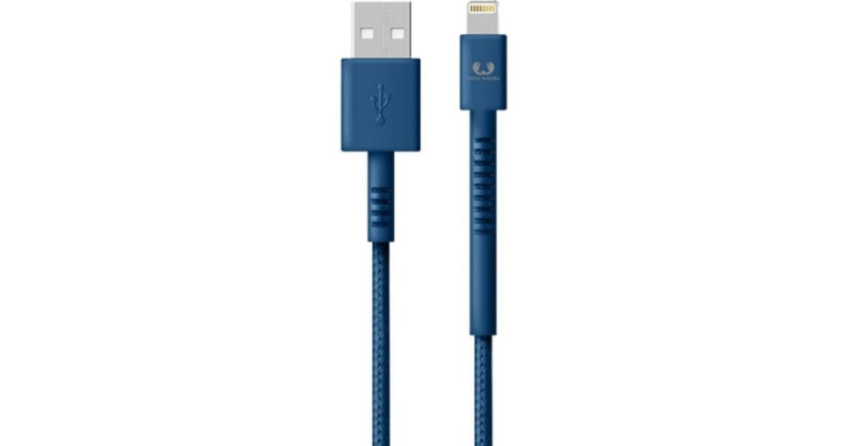 Кабель Fresh 'N Rebel Fabriq Lightning Cable 3м indigo (2LCF300IN) EAN/UPC: 8718734651888
