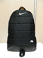 Спортивный рюкзак Nike (Найк), черный цвет ( код: IBR023B )
