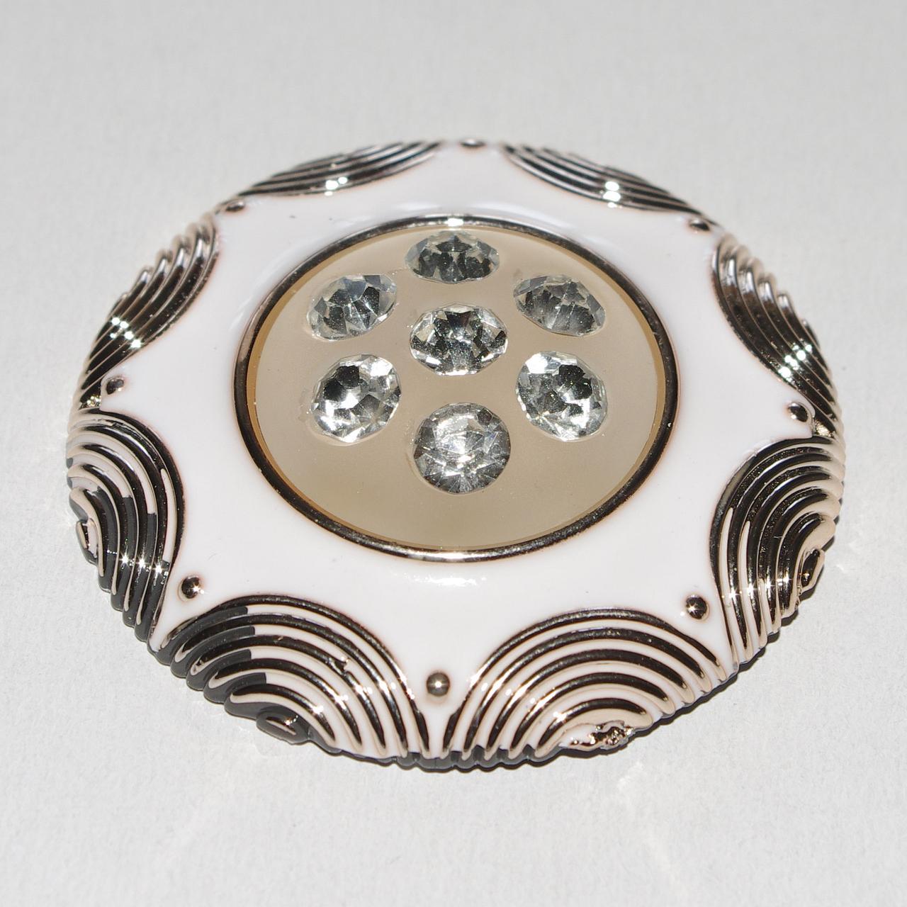 Декоративный магнит подхват для штор и тюлей F055