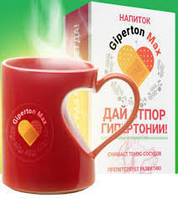 Напиток от гипертонии Giperton Max Гипертон Макс, напиток против гипертонии, лечение гипертонии, гипертон макс