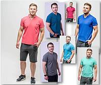 Повседневная мужская футболка, фото 1