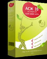 АСЖ-35 - активатор сжигания жира, напиток для похудения, БАДы для стройной фигуры, похудение БАД, диета