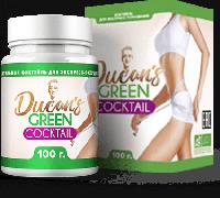 Ducan's Green Cocktail - Коктейль для экспресс-похудения Дюканс Грин Коктейль коктейль для похудения