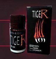 Tiger капли для потенции, капли для повышения потенции тигр, капли Тигр, капли для эрекци, капли для мужчин
